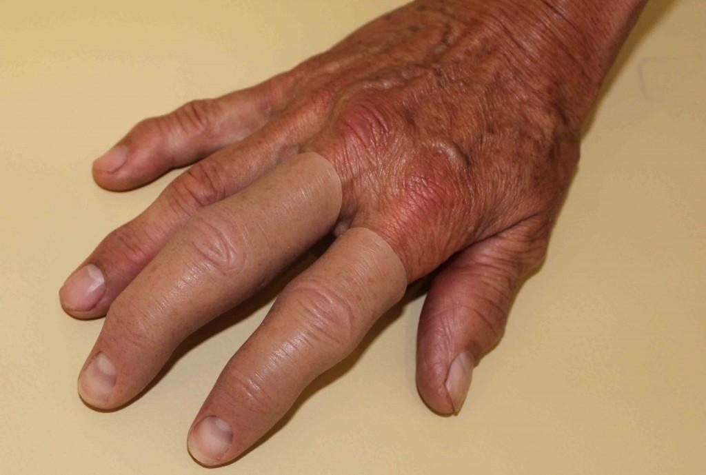 Geoff Powell Hand