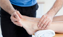 Physical Therapy for Flat Feet